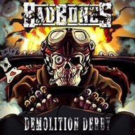 BAD BONES - DEMOLITION DERBY CD