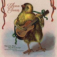 GLENN JONES - THIS IS THE WIND THAT BLOWS IT OUT VINYL