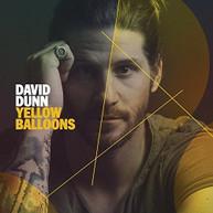 DAVID DUNN - YELLOW BALLOONS CD