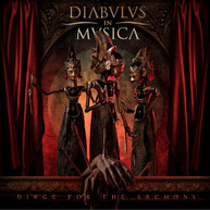DIABULUS IN MUSICA - DIRGE FOR THE ARCHONS CD