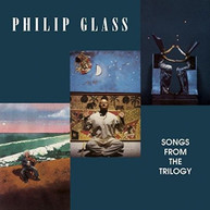 PHILIP GLASS - SONGS FROM THE TRILOGY (IMPORT) VINYL