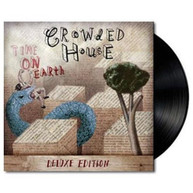 CROWDED HOUSE - TIME ON EARTH - VINYL