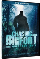 CHASING BIGFOOT: QUEST FOR TRUTH / A 5 PART DOCU DVD