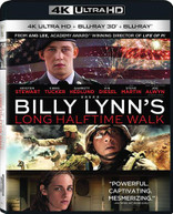 BILLY LYNN'S LONG HALFTIME WALK - BILLY LYNN'S LONG HALFTIME WALK 4K BLURAY