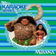 DISNEY KARAOKE SERIES: MOANA / VARIOUS CD