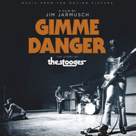 GIMME DANGER: MUSIC FROM THE MOTION PICTURE / VAR CD