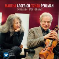 ARGERICH /  PERLMAN - BACH & SCHUMANN VINYL