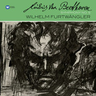 BEETHOVEN /  WIENER PHILHARMONIKER / WILHELM FURTWA - SYMPHONY NO 5 VINYL