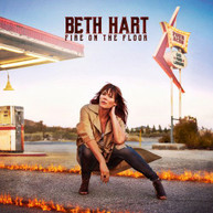 BETH HART - FIRE ON THE FLOOR CD