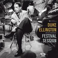 DUKE ELLINGTON - FESTIVAL SESSION (GATE) (180GM) VINYL