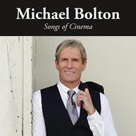 MICHAEL BOLTON - SONGS OF CINEMA CD