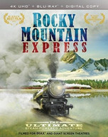 IMAX: ROCKY MOUNTAIN EXPRESS - IMAX: ROCKY MOUNTAIN EXPRESS (2 4K BLURAY