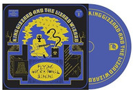 KING GIZZARD &  LIZARD WIZARD - FLYING MICROTONAL BANANA CD