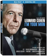 LEONARD COHEN: I'M YOUR MAN BLURAY