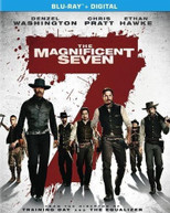 MAGNIFICENT SEVEN (WS) BLURAY