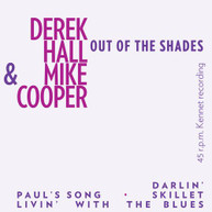 MIKE COOPER / DEREK  HALL - OUT OF THE SHADES VINYL