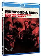 MUMFORD &  SONS - LIVE FROM SOUTH AFRICA: DUST & THUNDER BLURAY