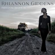 RHIANNON GIDDENS - FREEDOM HIGHWAY VINYL
