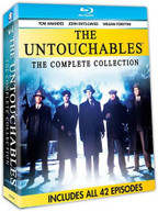 UNTOUCHABLES: COMPLETE COLLECTION (6PC) / BLURAY