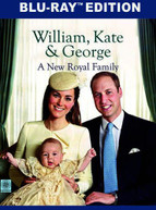 WILLIAM & KATE & GEORGE: A NEW ROYAL FAMILY BLURAY