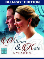 WILLIAM & KATE: A YEAR ON (MOD) BLURAY