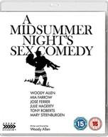 A MIDSUMMER NIGHTS SEX COMEDY (UK) BLU-RAY