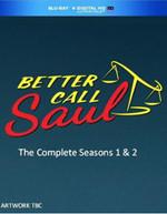 BETTER CALL SAUL - SEASONS 1&2 (UK) BLU-RAY