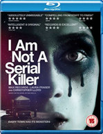 I AM NOT A SERIAL KILLER (UK) BLU-RAY
