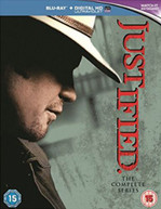 JUSTIFIED COMPLETE (UK) BLU-RAY