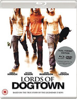 LORDS OF DOGTOWN (UK) BLU-RAY