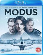 MODUS (UK) BLU-RAY
