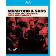 MUMFORD & SONS - LIVE IN SOUTH AFRICA: DUST AND THUNDER BLURAY