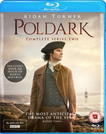 POLDARK SERIES 2 (UK) BLU-RAY