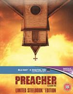 PREACHER SEASON 1 STEELBOOK (UK) BLU-RAY