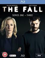 THE FALL - SERIES 1 - 3 (UK) BLU-RAY