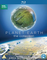 PLANET EARTH THE COLLECTION (UK) BLU-RAY