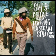 SLY & ROBBIE PRESENT TAXI GANG IN DISCOMIX / VAR VINYL