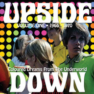 UPSIDE DOWN VOLUME ONE 1966 -1970: COLOURED / VAR VINYL