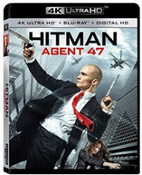 HITMAN: AGENT 47 4K BLURAY