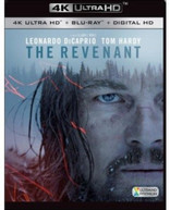 REVENANT 4K BLURAY