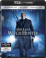 LAST WITCH HUNTER (4K) (2 PACK) 4K BLURAY