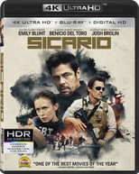 SICARIO (4K) (2 PACK) 4K BLURAY