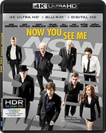 NOW YOU SEE ME (4K) (2 PACK) 4K BLURAY