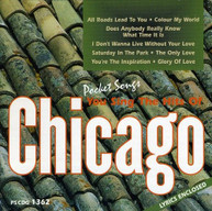 KARAOKE: CHICAGO CD