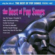 KARAOKE: POP SONGS / VARIOUS CD