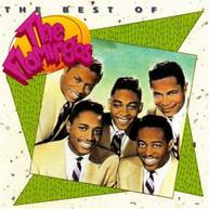 FLAMINGOS - BEST OF (MOD) CD
