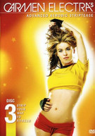 CARMEN ELECTRA /  - ADVANCED AEROBIC STRIPTEASE / DVD