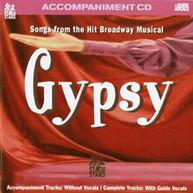 CLASSIC BROADWAY KARAOKE: GYPSY / VARIOUS CD