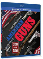 AMERICAN GUNS: 13 PART DOCUMENTARY SERIES BLURAY
