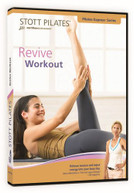 STOTT PILATES: REVIVE WORKOUT DVD